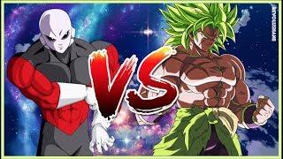 Broly Vs Jiren!  No Adaptation, Who Wins? | Dragon Ball Super