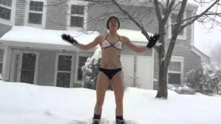 Blizzardventures Day One Bikini Blizzard Workout