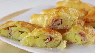 How To Make Potato And Comté Cheese Turnovers