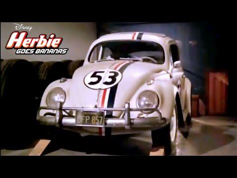 Herbie Goes Bananas  1980  Jail , Herbie The love bug translation feat  Joaquin Garay III