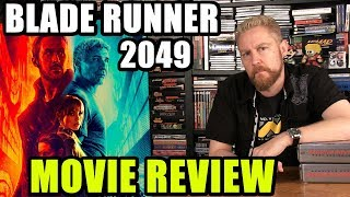 BLADE RUNNER 2049 MOVIE REVIEW  (No Spoilers) - Happy Console Gamer
