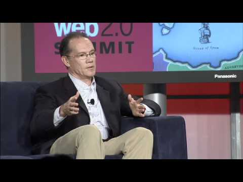 """Web 2.0 Summit 2010:  John Donovan, """"Mobile Networks, A Discussion with AT&T"""""""