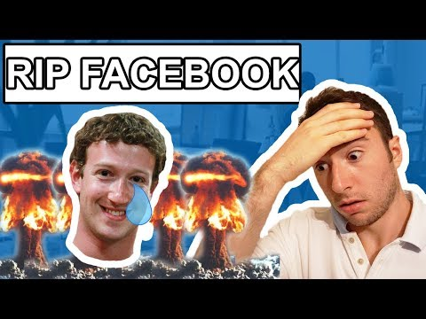 -24% FACEBOOK CRASH | Why FB Stock Is Down July 2018