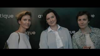 Отчетный видеоролик — шоу-рум «Artique»