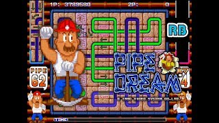 1990 [60fps] Pipe Dream 5090480pts Course C ALL