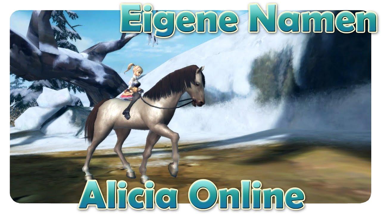 Online Namen
