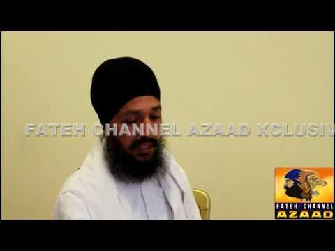 Bhai Kamaljit Singh Vanchiri Interview Promo