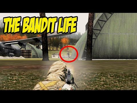 ARMA 2 DAYZ OVERPOCH - THE BANDIT LIFE
