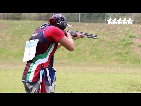 Competition day 1 highlights 2018 FISU WUC Shooting Sport  K