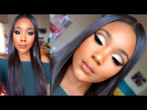 100 drugstore makeup tutorial i everyday neutral cut
