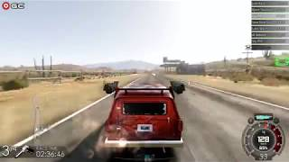 Gas Guzzlers Extreme / Fast Shooter Racing games / Pc Windows Gameplay FHD #2