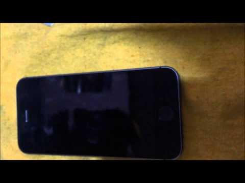iPhone 5/5c/5s Sprint parche 3g y mensajes mas solucion luego de liberar con R SIM