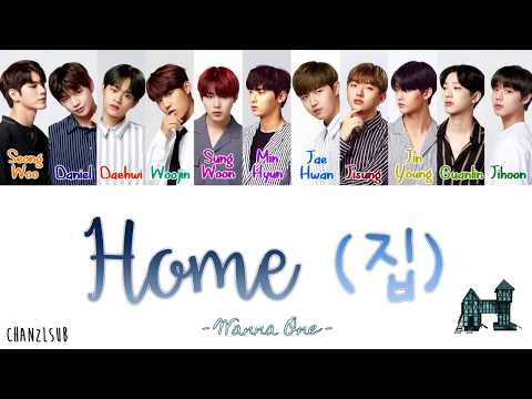 Free Download Wanna One - One's Place (home) (집) (indo Sub) [chanzlsub] Mp3 dan Mp4
