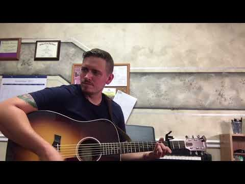 "Brett Young - ""Left Side of Leaving"" (Cover by Justin Walden)"
