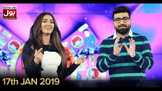 Game Show Aisay Chalay Ga Card Full Show | 17 Jan 2019 | Mathira & Faheem | BOL Entertainment