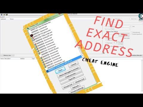 cách sử dụng cheat engine hack game online - [HACK GAME] CHỌN CHÍNH XÁC ĐỊA CHỈ TRÌNH DUYỆT TRÊN CHEAT ENGINE ( how to find exact task address )