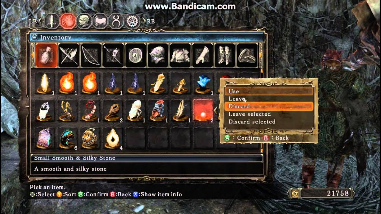 Dark Souls 2 Location To Trade Smooth And Silky Stone