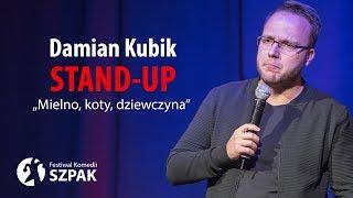 """Damian Kubik stand-up - """"Mielno, koty, dziewczyna"""""""