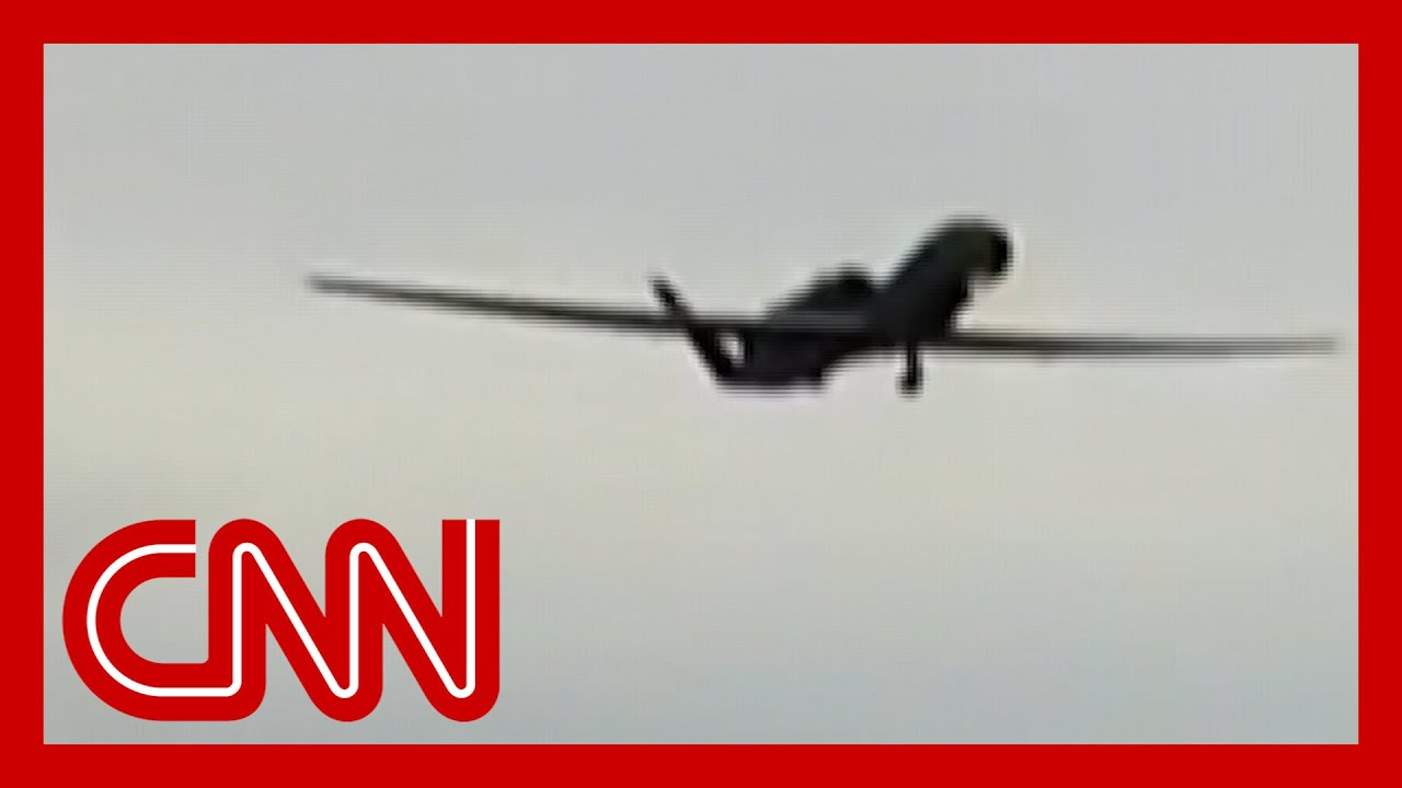 Iran shoots down US drone