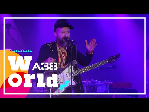 Shantel and Bucovina Club Orchestra - Disko Boy // Live 2016 // A38 World