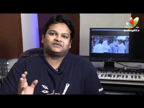 Music Director Ghibran Interview - Kamal Is Like Google | Viswaroopam 2 | 2013 Has Been Lucky