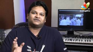 Music Director Ghibran Interview - Kamal Is Like Google | Viswaroopam 2 | 2013 Has Been Lucky