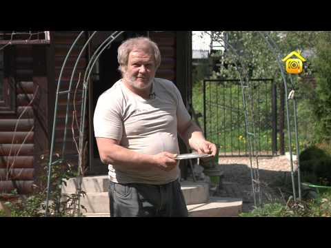 Кустодробилка для сада