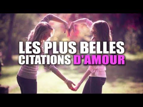 Les plus belles Citations d'amour ❤ (Proverbe et citation).