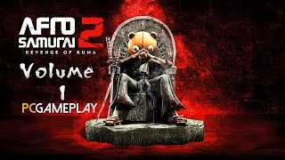 Скачать Afro Samurai 2 Revenge Of Kuma Volume One Gameplay PC HD