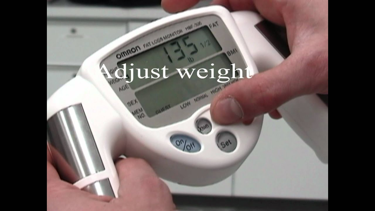how to measure body fat percentage at home with calipers