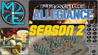 Fragile Allegiance - S02E03 - One Opponent Down Already?