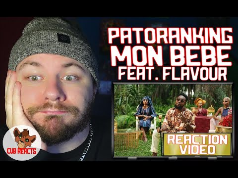Patoranking – Mon Bebe ft. Flavour – REACTION & ANALYSIS UK VIDEO // CUBREACTS