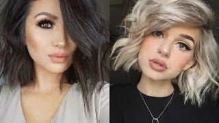 Kısa saç modelleri 2018 kadın