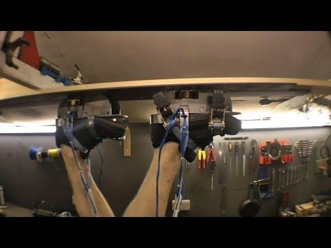 DIY X-MEN Learning to walk upside down