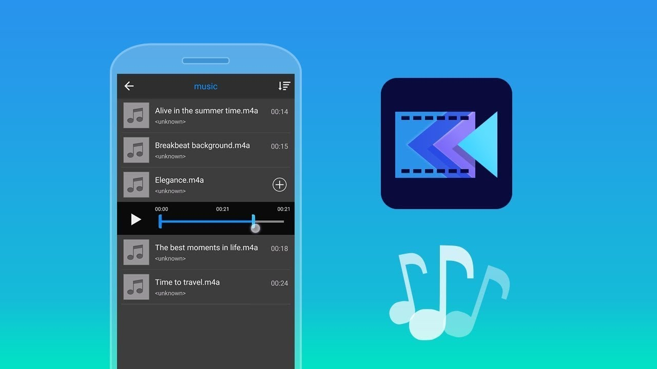 Adding Sound Effects | ActionDirector Video Editor App