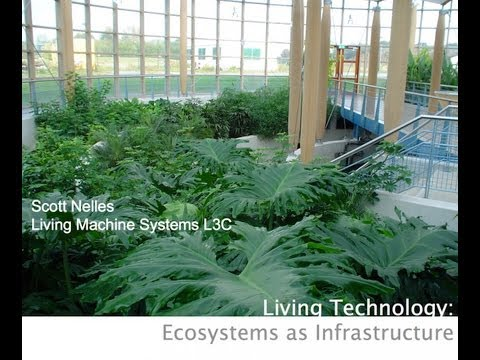 Tuesday@Two: Ecosystems as Infrastructure Innovative Wastewater Systems For Small Communities