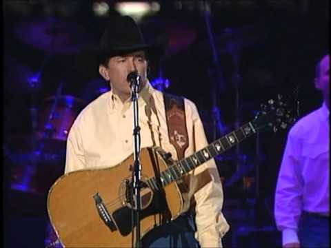 George Strait - She'll Leave You With A Smile (Live From The Astrodome)