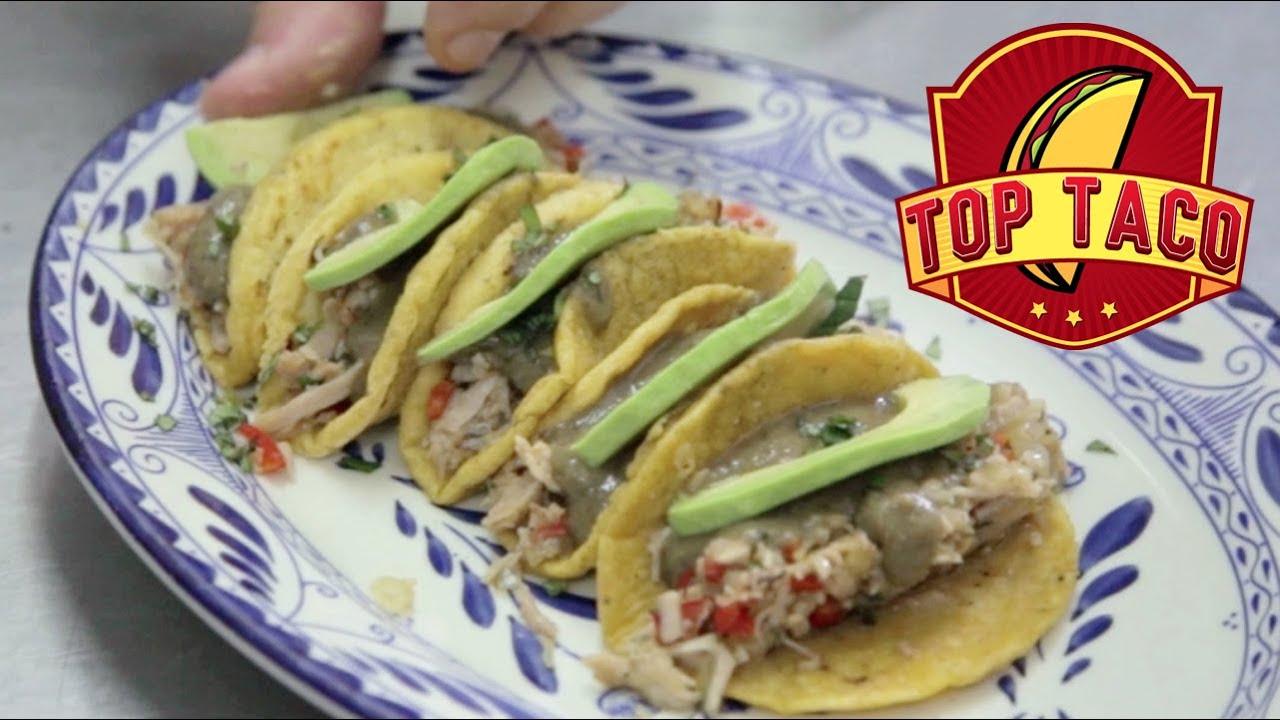 Top taco los mejores tacos del mundo chef herrera youtube - Mejores tacos para pladur ...