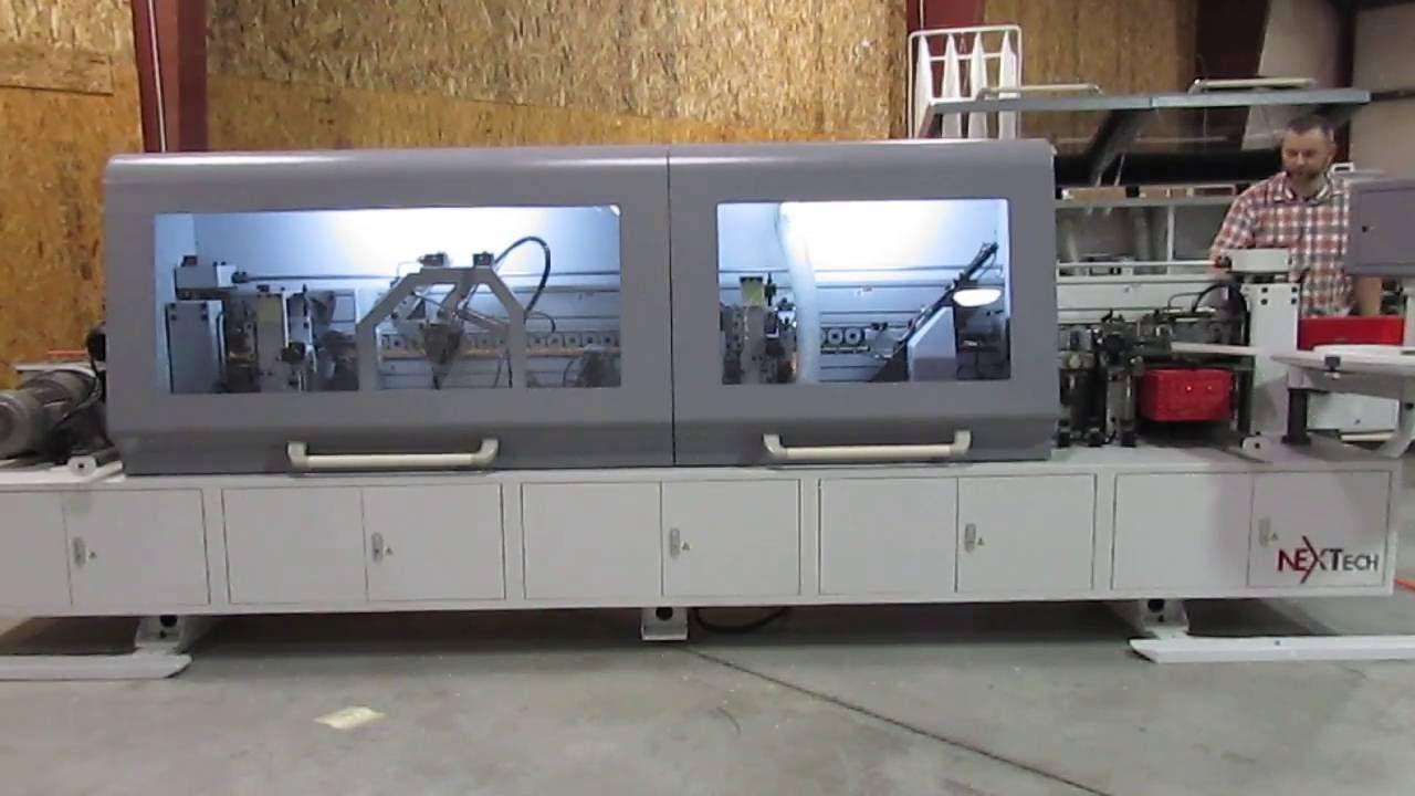 Edgebander 300 - NEXTECH Machinery Inc