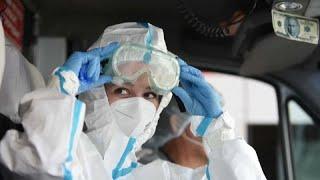 Вторая волна эпидемии коронавируса в Центральной Азии