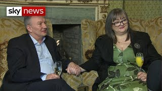 Lottery winners: 'We want to do a lot of things for a lot of people'