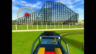 RollerCoaster Tycoon 3 Deluxe Edition - Ep9