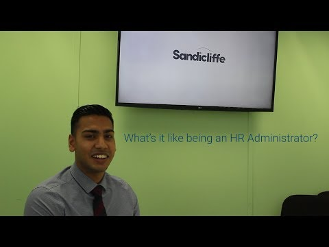 What's it like being an HR administrator? | Sandicliffe Recruitment