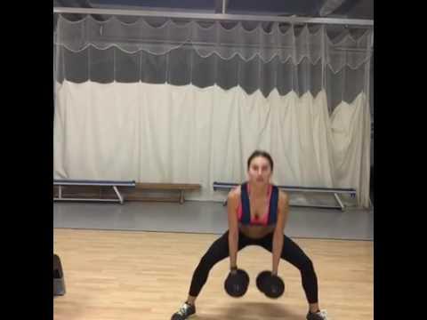 BodyRock - Ass, Legs & Abs Workout