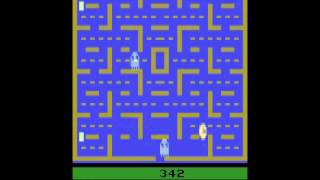 Pac-Man - Pac-Man (Atari 2600) - User video