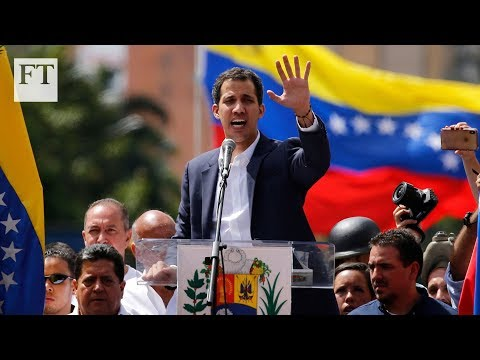 Venezuela's Guaidó declares himself president Mp3