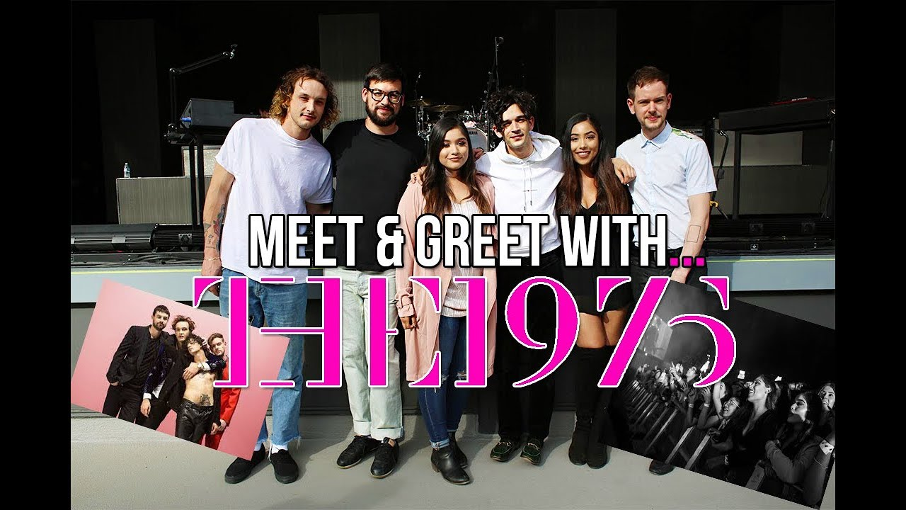 meet and greet the 1975 robbers