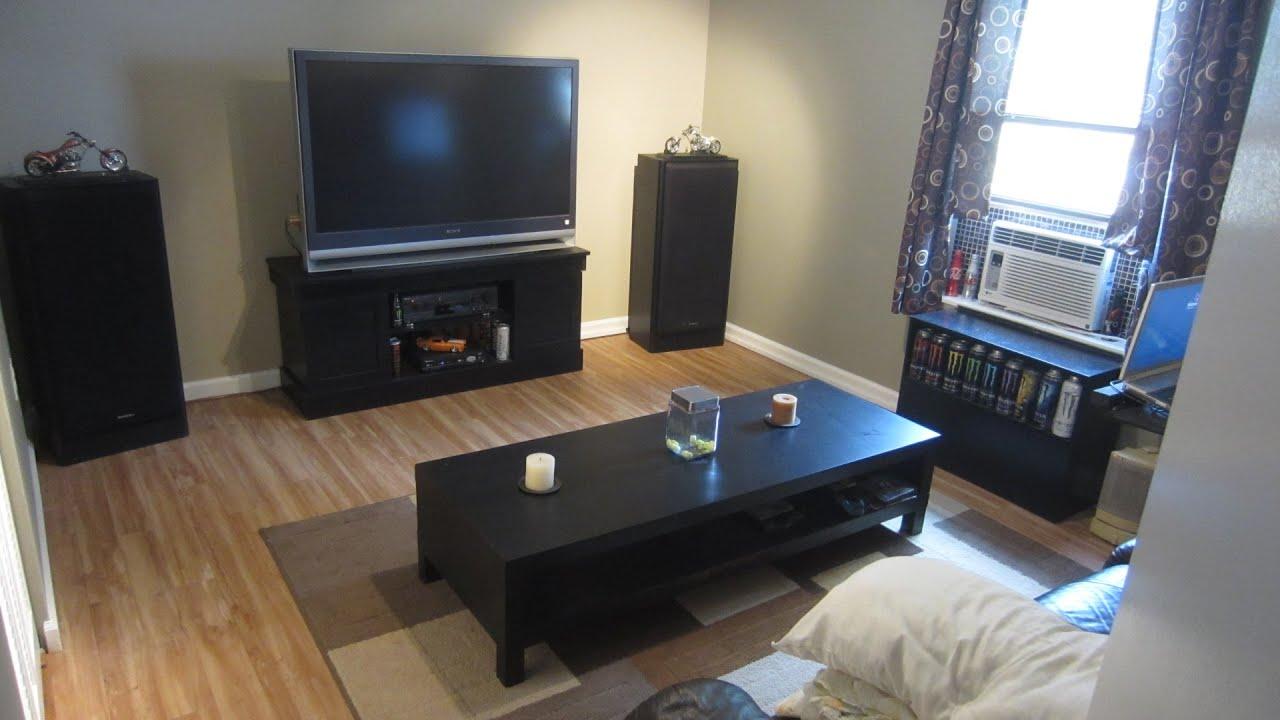 Bedroom/Livingroom Transformation, Part 3 + Real Livingroom ...