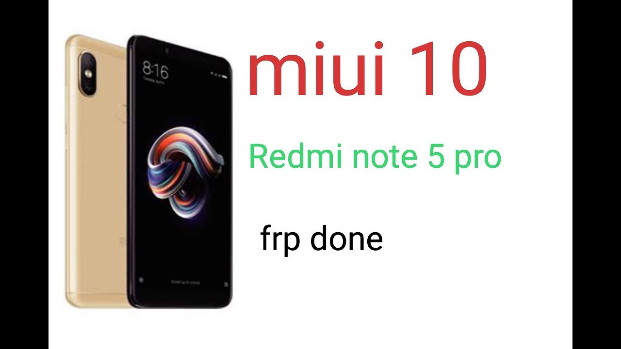Miui 10 Account Bypass