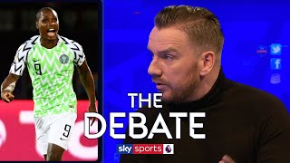 Could Ighalo front a new look physical Man Utd? | The Debate